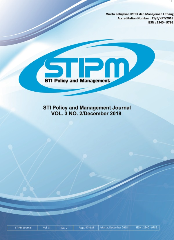 STI Policy and Management